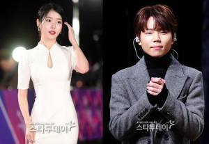 """IU supports Jung Seung-hwan's album... """"songs to other singers gave the first thing."""""""