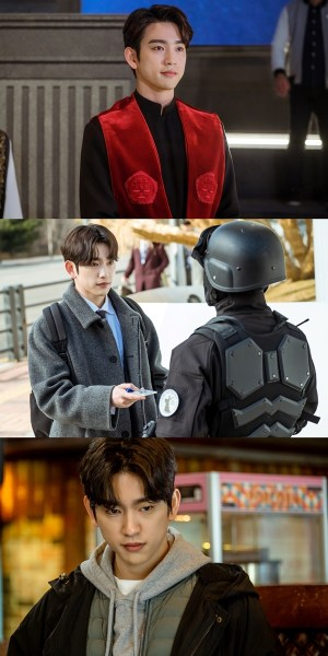 'The Devil Judge' Jinyoung, a premonition of the birth of a judge-based idol that captivates women