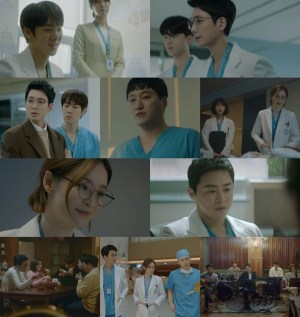 Average 10.1% of 'Hospital Playlist 2'... own highest ratings record