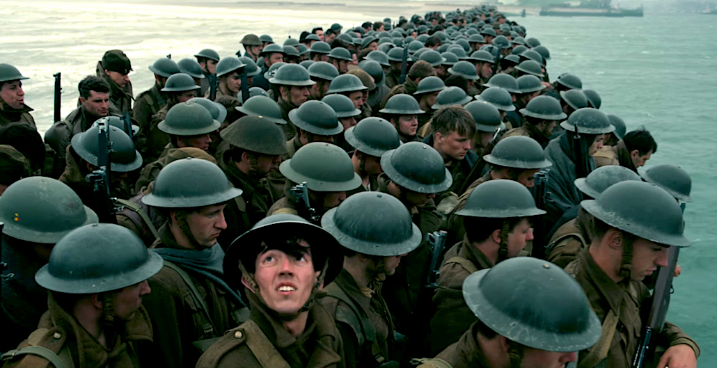 [VIDEO] 'Dunkirk' Trailer: Christopher Nolan's WWII Epic