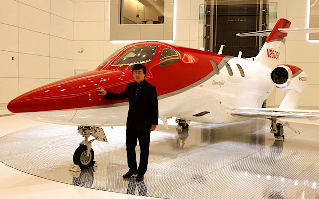 It's Not a Civic: Honda Dreams Big with Plane in Narrow Private Jet Market