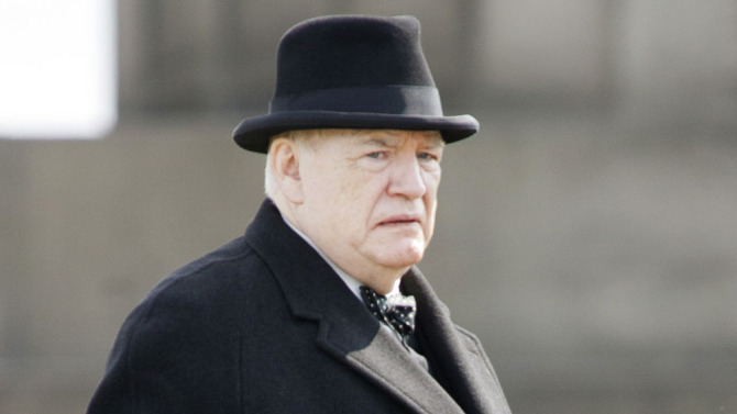 Film Review: 'Churchill'