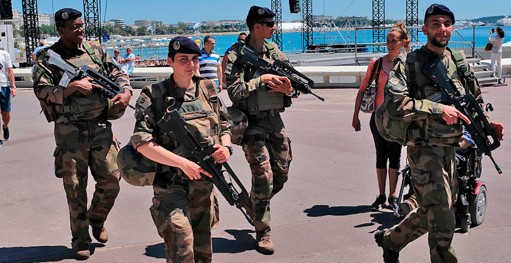 Cannes Film Festival Beefs Up Security Amid Terror Concerns