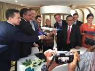 Kesepakatan kerjasama Garuda Indonesia dengan Airbus
