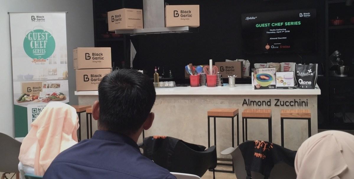 Black Garlic, Mengajak Orang Jakarta Untuk Masak Sendiri
