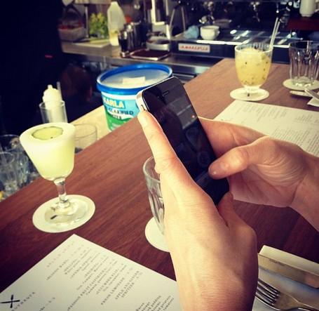 desayuno y tecnologia