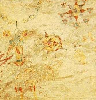 Dibujo de Julian Lennon: Lucy in the sky with diamonds