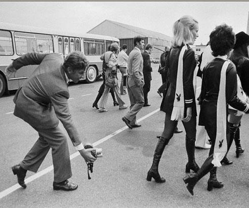 Minifaldas años 60
