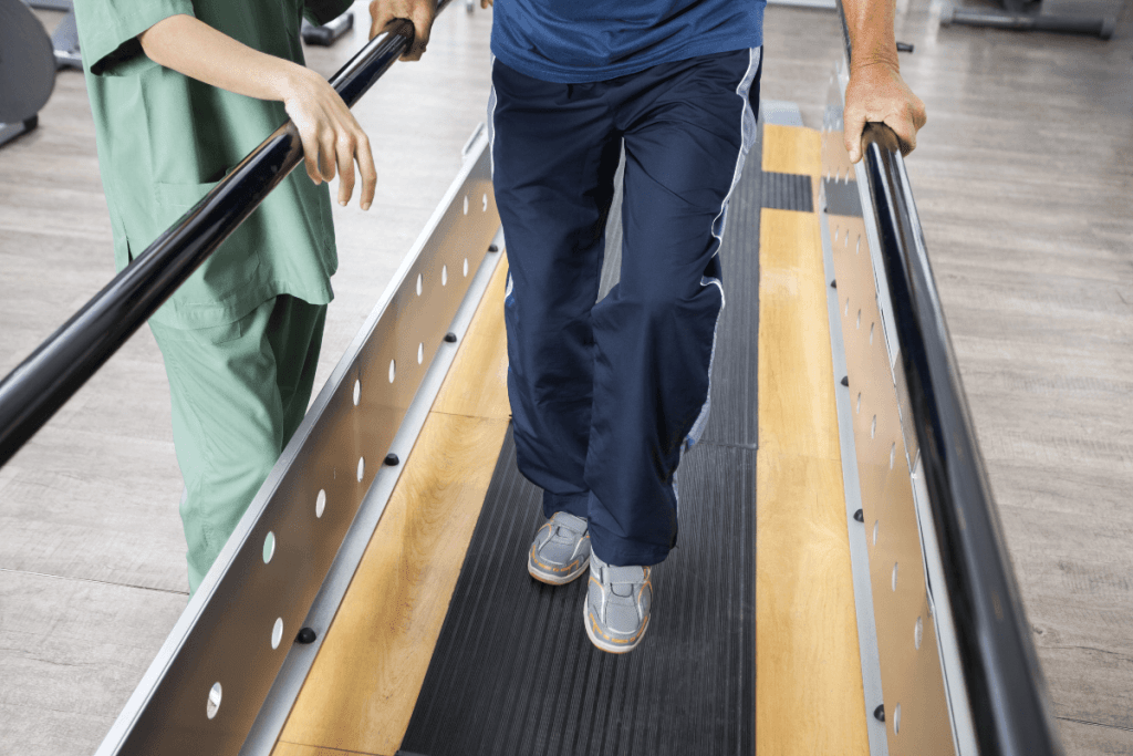 Physical Therapy Walking