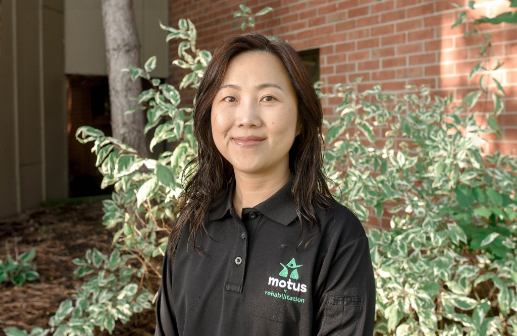 Esther Quan's headshot