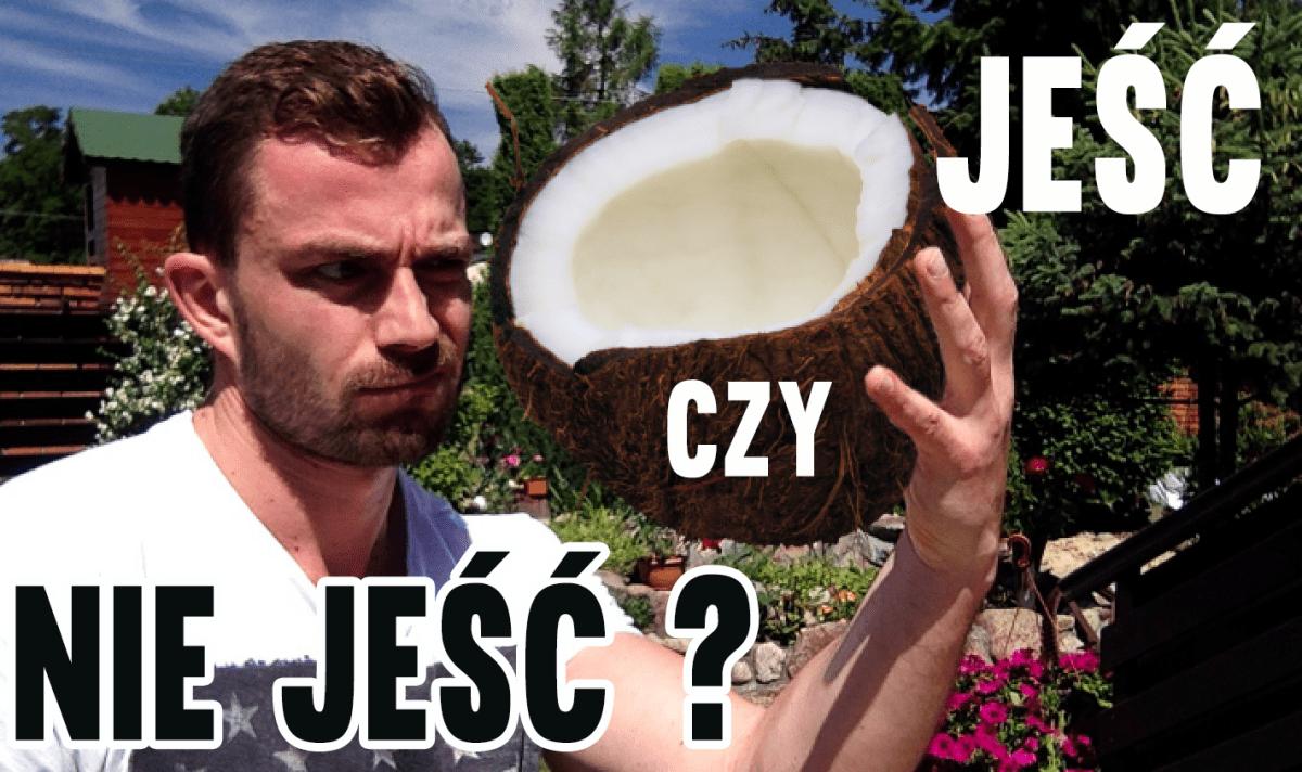 Olej kokosowy jest szkodliwy !?