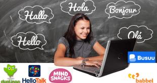 أفضل 5 تطبيقات لتعلم و إتقان لغة جديدة