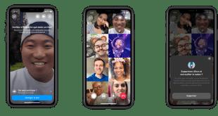 يطلق Facebook غرف Messenger للتنافس مع Houseparty و Zoom وغيرها