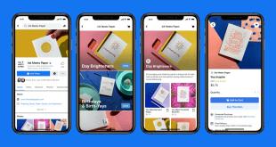 Facebook و Instagram يطرحان متاجر مما يحول الملفات التجارية إلى واجهات متاجر