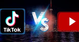 حملة يوتيوب ضد تيك توك العنيفة من هو الفائز ياترى ؟