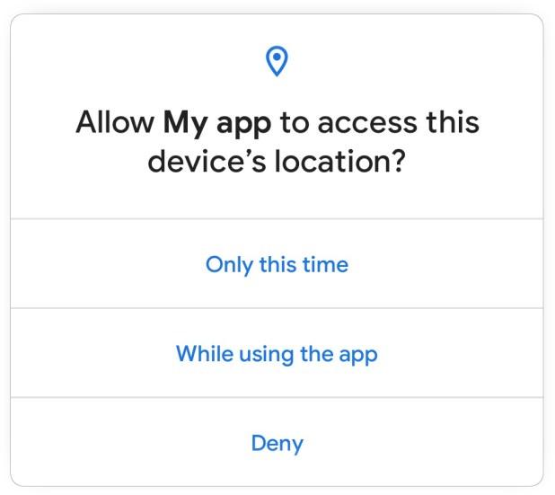 اكتشف الميزات الجديدة لـ Android 112