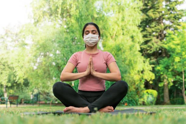 فوائد اليوغا على الهدوء النفسي و العقلي