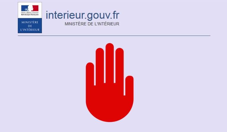 Déjà 283 sites bloqués sans juge en France