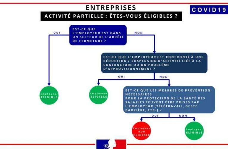 Plan de contrôle de l'activité partielle