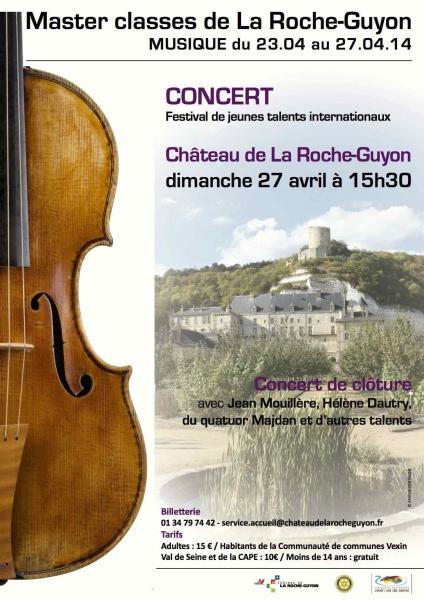 27042014 Concert Roche-Guyon