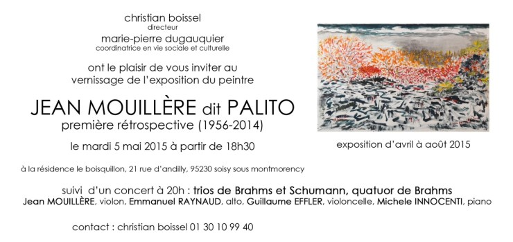 Exposition Palito 05.05.2015