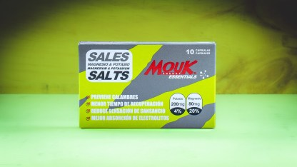Sales MouK ESSENTIALS Magnesio y Potasio.