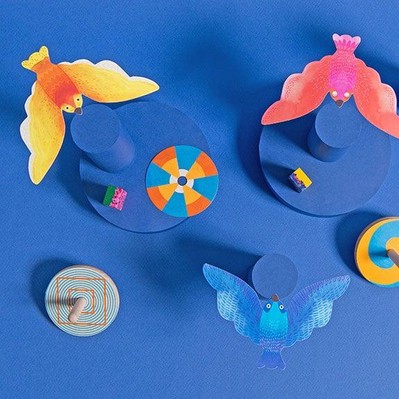 les petites merveilles - little marvels - moulin roty novelty toys