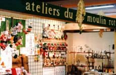 Moulin Roty trade fair stand - Moulin Roty
