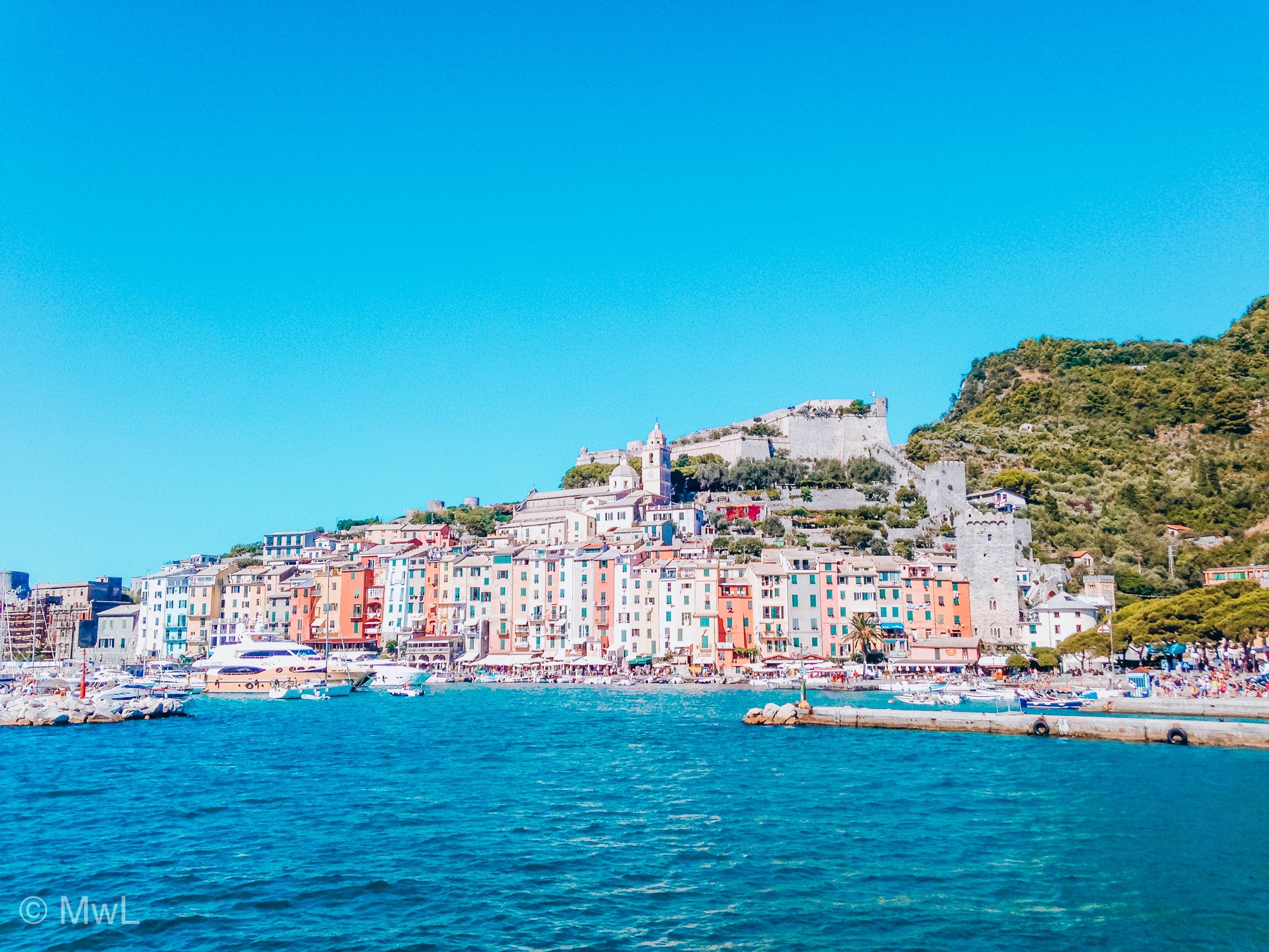 Voyage Portovenere Cinque Terre
