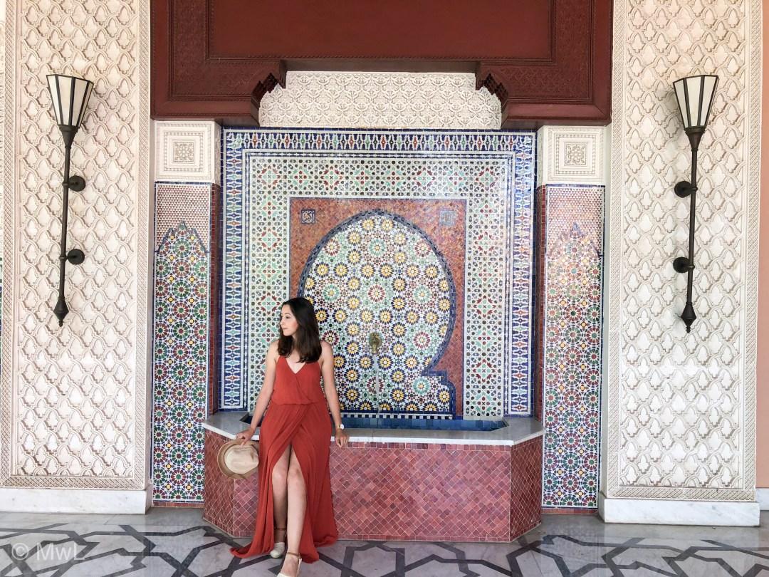 tenues de voyage à marrakech 2