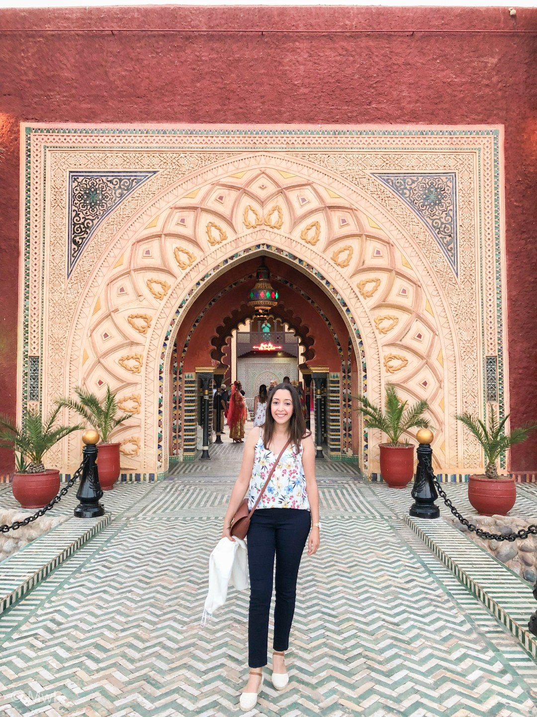 look inspiration marrakech