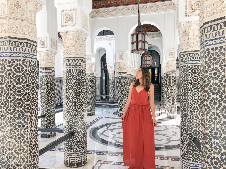 look inspiration marrakech