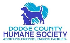 Dodge County Humane Society Logo