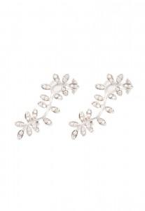 diamant-oorbellen