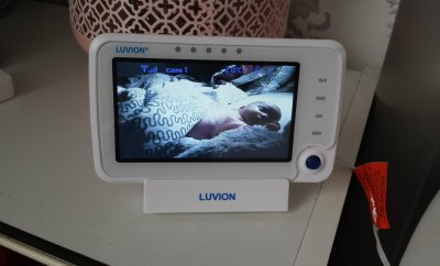 Luvion beeld babyfoon review
