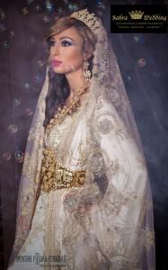 Mounira bruid