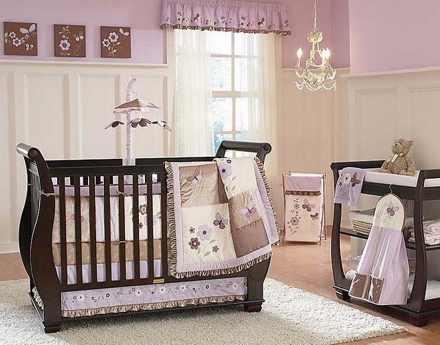 Rolgordijn Babykamer Inspiratie : Inspiratie babykamer meisje meisjes babykamer babykamer