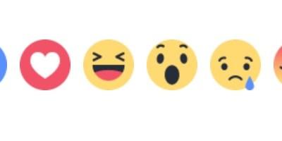 Nieuwe emoticons facebook
