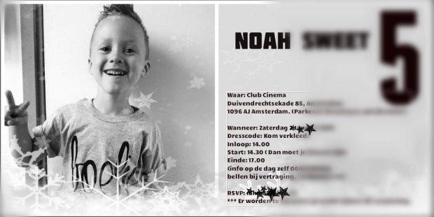 Noah sweet 5