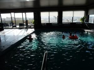 the palace hotel malta indoor pool