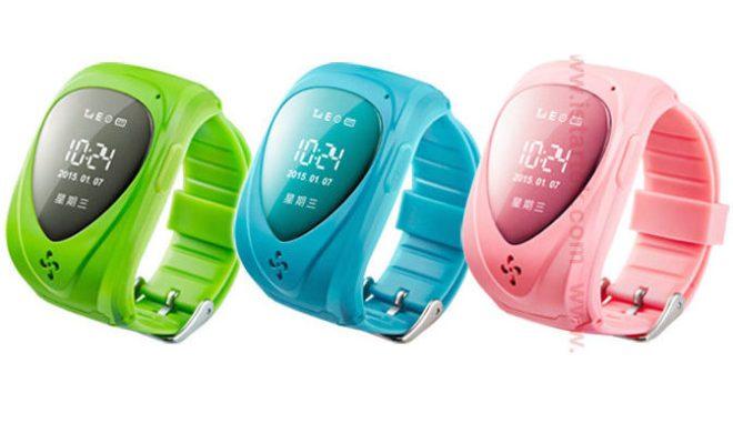 Kinder horloge GPS en bellen