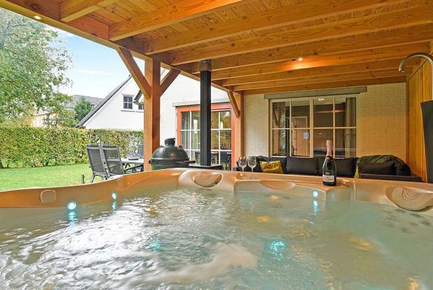 Luxe vakantiehuizen met jacuzzi