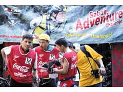 8th Sabah Adventure Challange winner