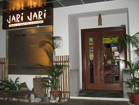 Jari-Jari, Body & Mind Relaxation - Massage therapy center in Kota Kinabalu