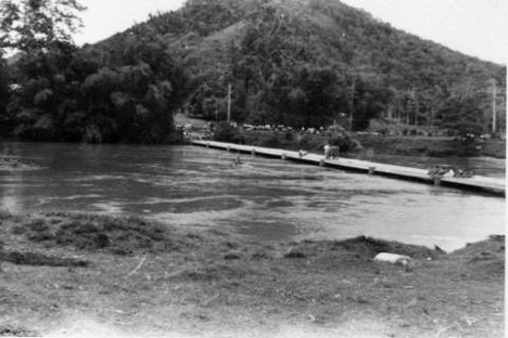 Tamparuli Bridge 1960