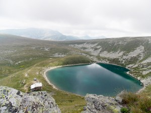 4х4 - Glacial Lakes on Pelister