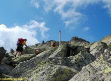 Rocky Trail – Pelister Summit 2601m a.s.l.