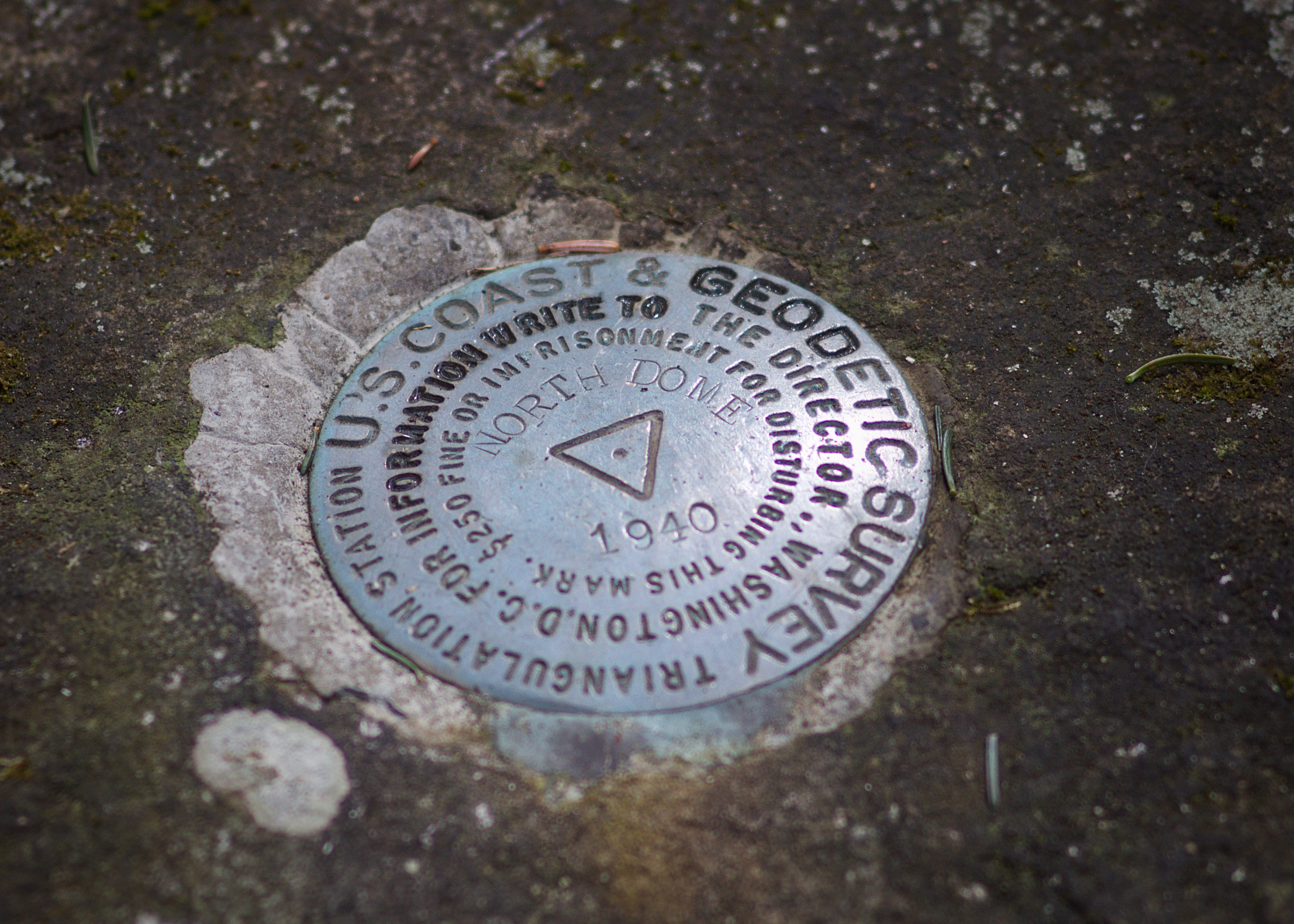 North Dome Marker
