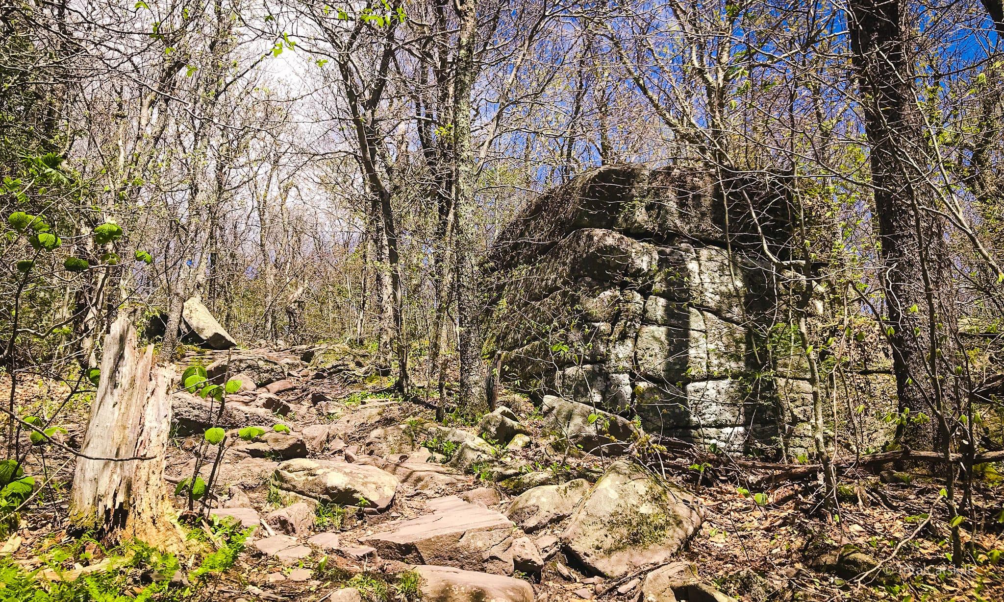 cuboid boulder