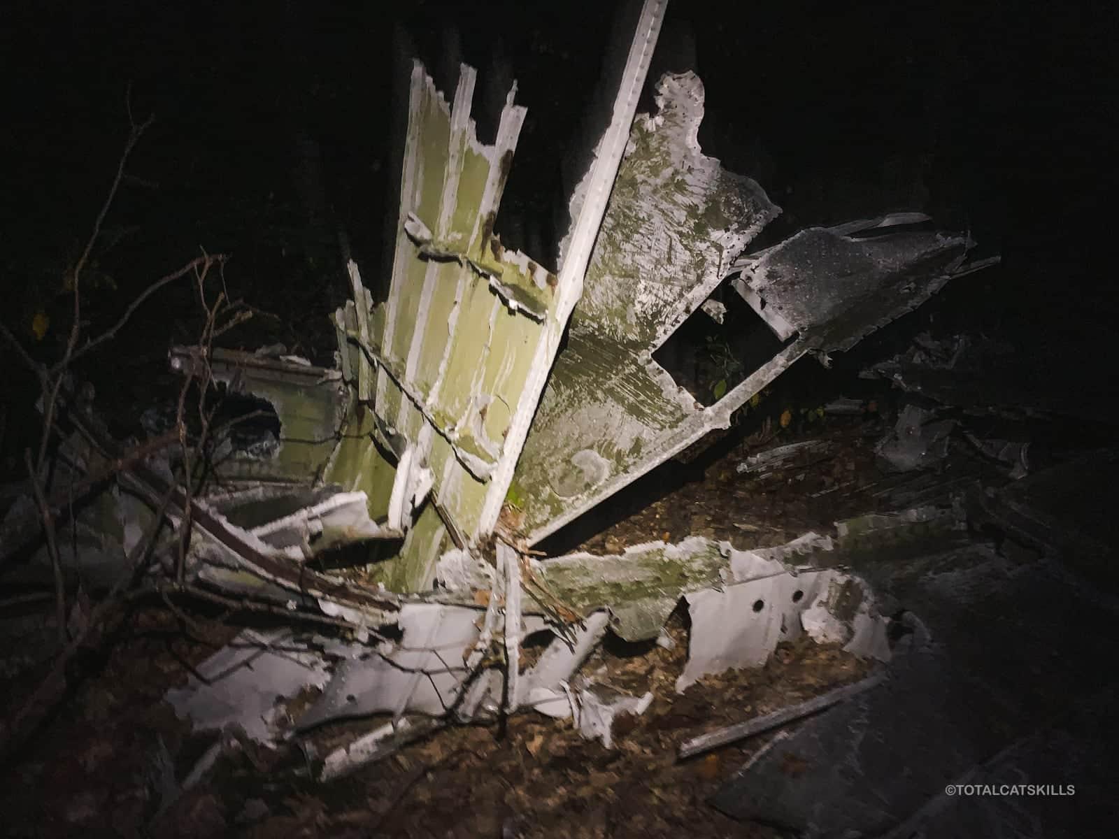 ashokan high point plane wreck
